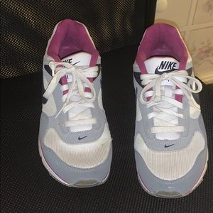 Slightly dirty air max but easy to clean!